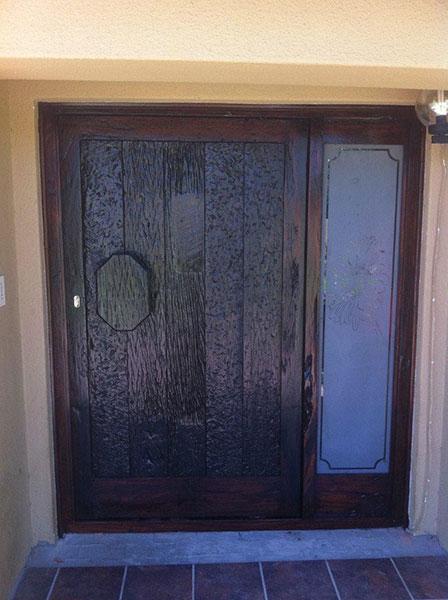 Superior Pivot Door