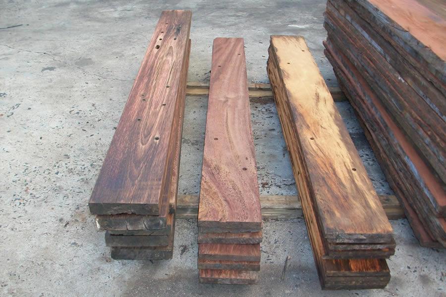 Railway Sleeper Planks